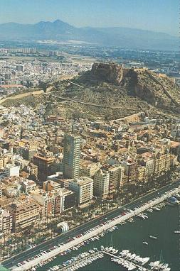 Alicante Spain hotels, resorts & accommodations