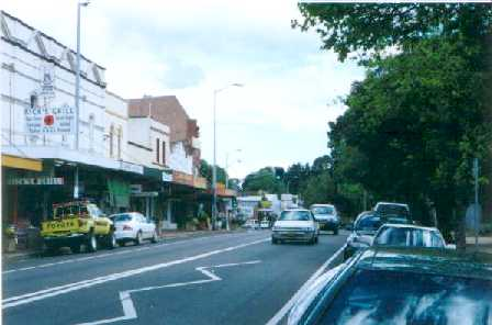 Blackheath Nsw Australia