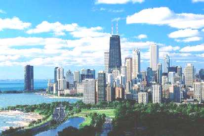 Chicago hotels, resorts & accommodations
