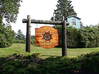 Keats Island BC