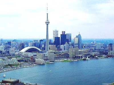 Downtown Toronto hotels & accommodations