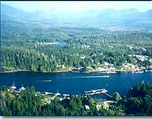 Bamfield hotels, resorts & accommodations