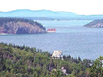 Bar Harbor hotels, resorts & accommodations