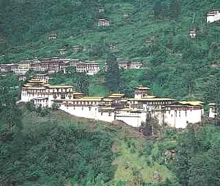 Bhutan hotels, resorts & accommodations