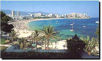 Calvia hotels, resorts & accommodations
