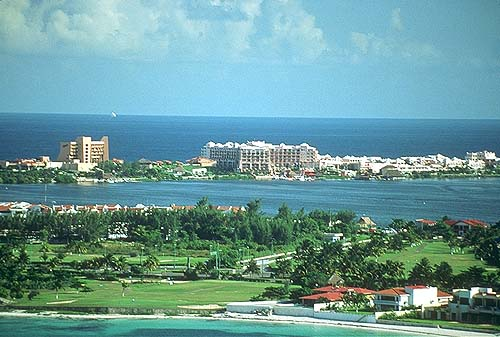 Cancun hotels, resorts & accommodations