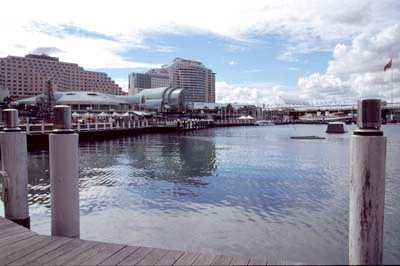 Darling Harbour NSW Australia