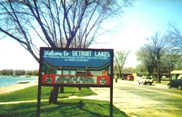 Detroit Lakes Minnesota hotels, resorts, accommodations, vacation rentals, discount lodging & hotel reservations