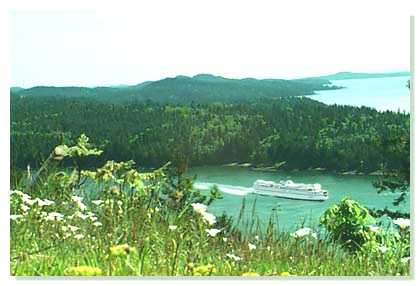 Galiano Island hotels, resorts, bed & breakfast accommodations