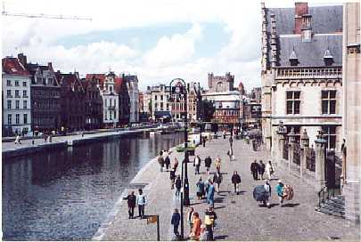 Ghent Belgium hotels, resorts & accommodations