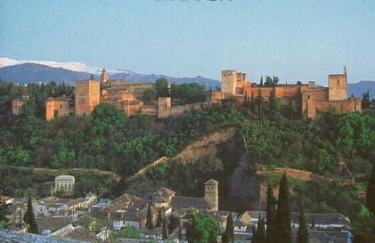 Granada Spain hotels, resorts & accommodations
