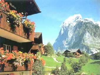 Grindelwald hotels, resorts & accommodations