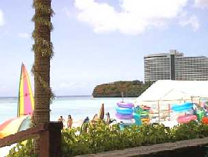 Guam hotels, resorts & accommodations