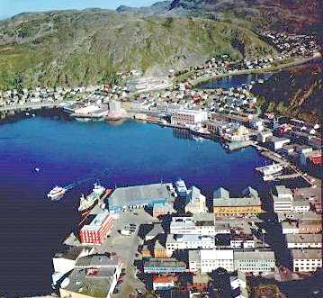 Hammerfest Norway