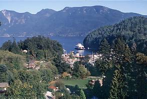 Bowen Island Attractions & Tourism Info