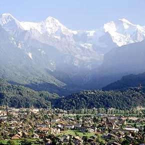 Interlaken hotels, resorts & accommodations
