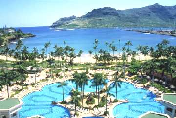 Lihue Kauai hotels, resorts & accommodations