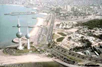 Kuwait hotels, resorts & hotel accommodations