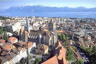Lausanne hotels, resorts & accommodations