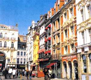 Lille France hotels, resorts & accommodations