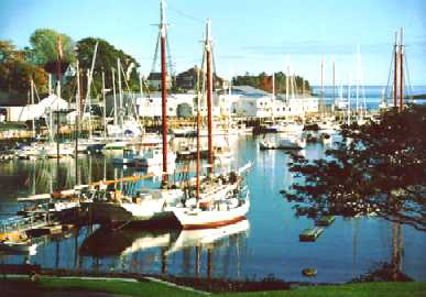 Maine hotels, resorts & accommodations