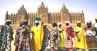 Mali hotels, resorts & accommodations