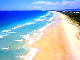 Marcoola Beach queensland Australia
