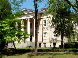 Milledgeville GA hotels, resorts & accommodations