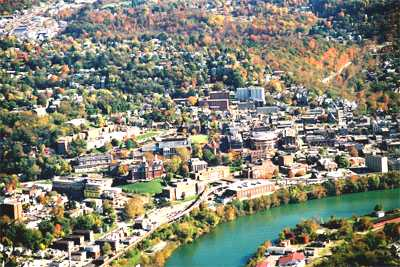 Morgantown West Virginia hotels, resorts & accommodations