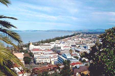 Napier New Zealand hotels, resorts & accommodations