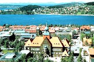 Ostersund Sweden Hotels Resorts And Accommodations