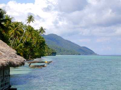 Papua New Guinea hotels, resorts & accommodations