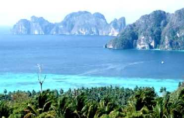 Phi Phi Island Thailand hotels, resorts, accommodations, vacation rentals, discount lodging & hotel reservations