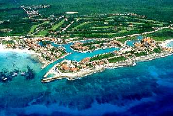 Puerto Aventuras hotels, resorts & accommodations