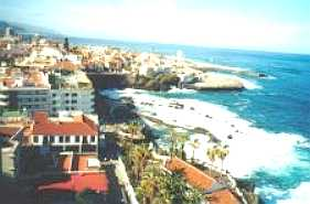 Puerto de la Cruz hotels, resorts & accommodations