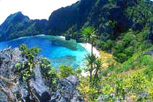 Puerto Galera Philippines hotels, resorts, lodging & accommodations