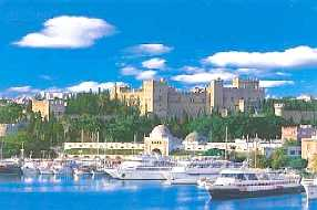 Rhodes hotels, resorts & accommodations