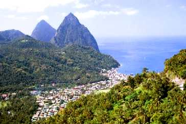 Saint Lucia hotels, resorts & accommodations