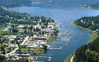 Sicamous hotels, resorts & accommodations