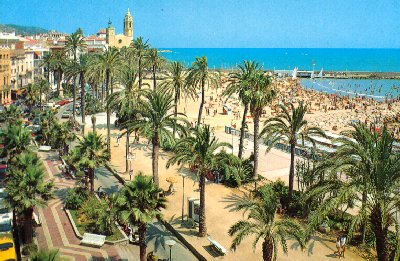 Sitges hotels, resorts & accommodations