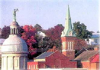 Staunton Virginia hotels, resorts & accommodations