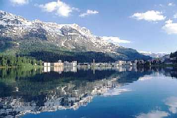 St. Moritz hotels, resorts & accommodations