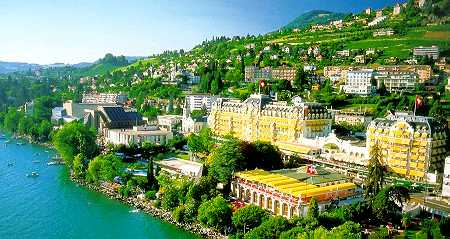 Switzerland hotels, resorts & accommodations