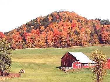 Vermont hotels, resorts & accommodations