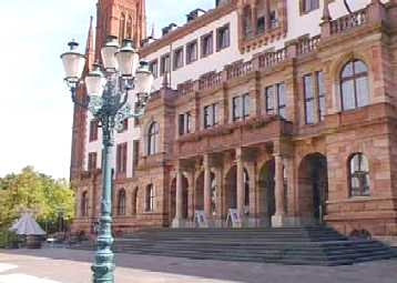 Wiesbaden Germany hotel accommodations